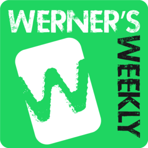 Werner's Weekly new music